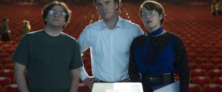 บทวิจารณ์ภาพยนตร์ของ Steve Jobs: ภาพเหมือนของชายผู้เสียชีวิต